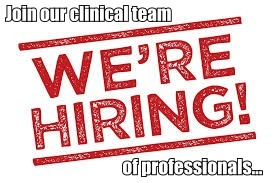 Join our clinical team of professionals…