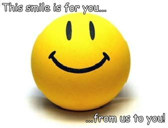 A smile is more than just a smile…