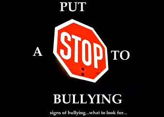 Let's put a stop to bullying…