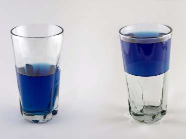 Half-Full or Half-Empty?