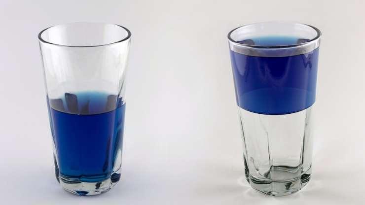 Half-Full or Half-Empty?