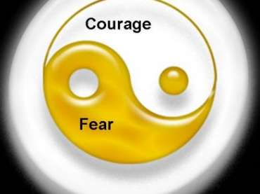 Courage is a Part of Our Daily Lives