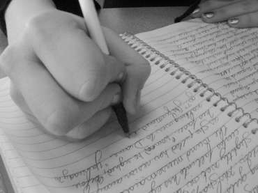 Writing Helps Us Heal